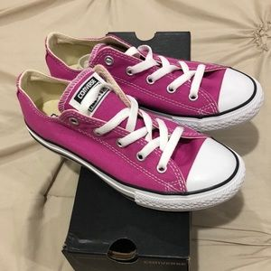 Girl's Converse Sneakers